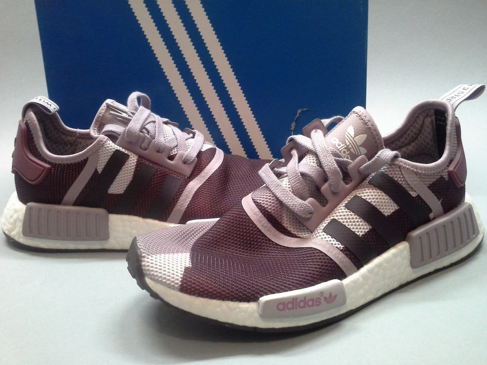 on sale 03dfe 31525 ... reduced adidas nmd nomad runner purple pink camo s75721 burgundy w nmdr1  bape primeknit clothing bf5db
