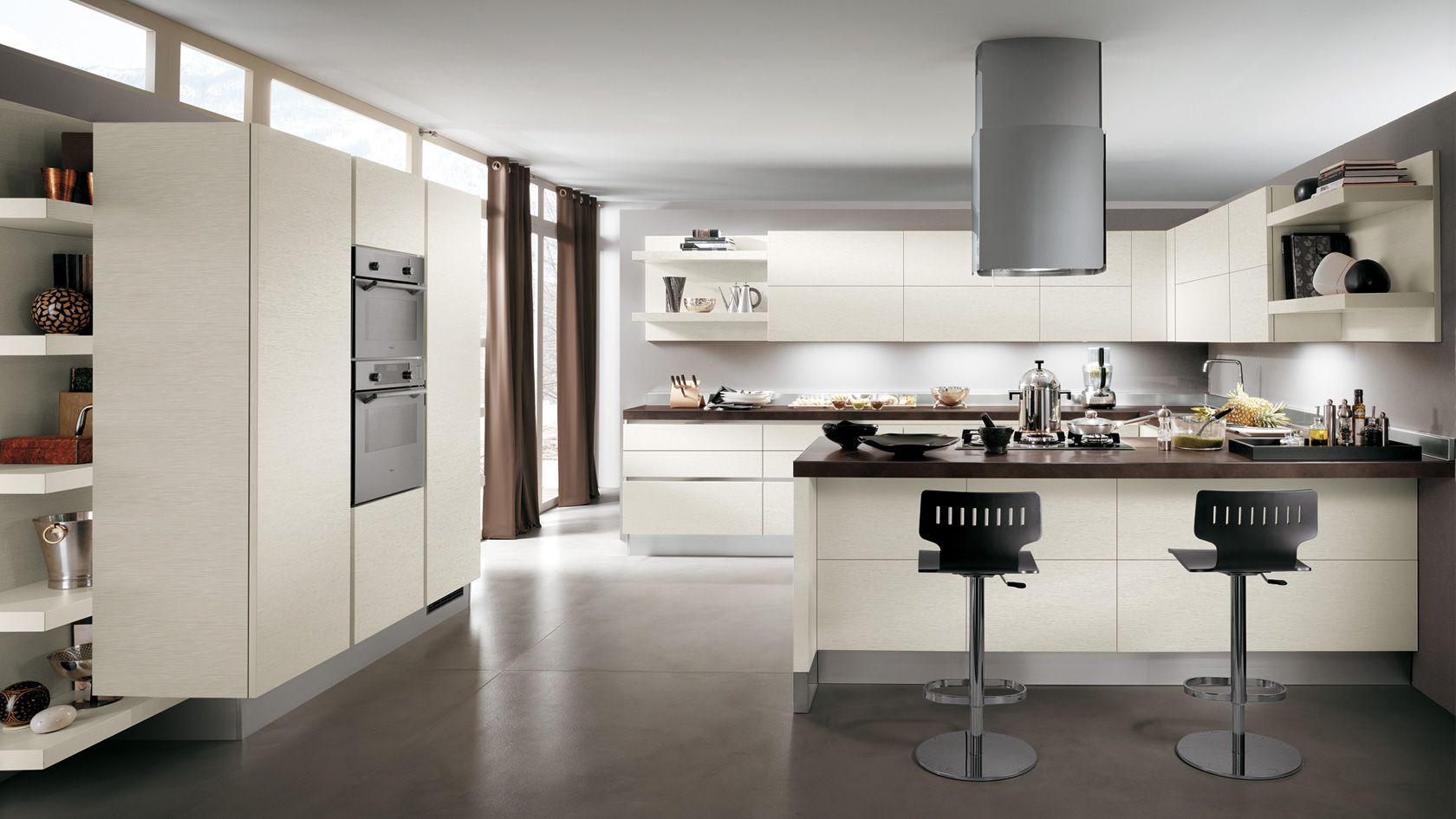 Cucina Scenery Scavolini | Scavolini Kitchens | Pinterest | Scenery ...