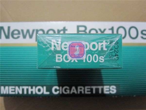 How much is a pack of cigarettes in the New York