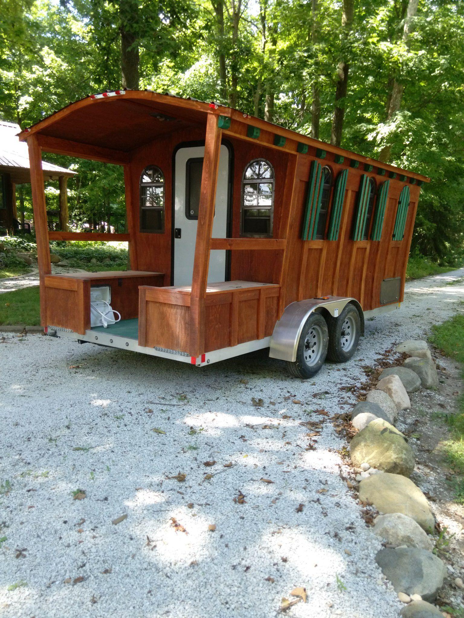 Pin on Vintage Campers Trailers and Caravans