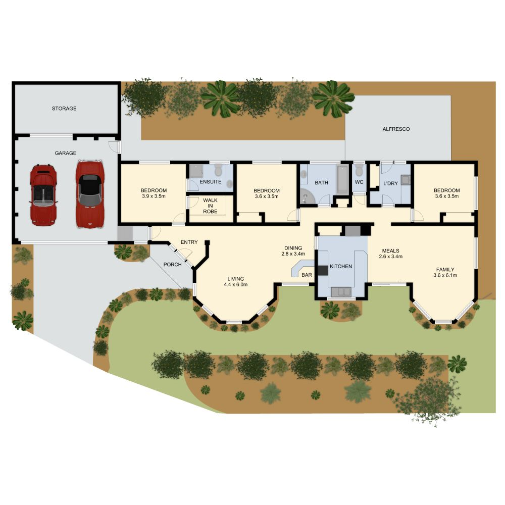 2d Plan Of A House Made On Floorplanner Com Floor Plans Create Floor Plan Office Space
