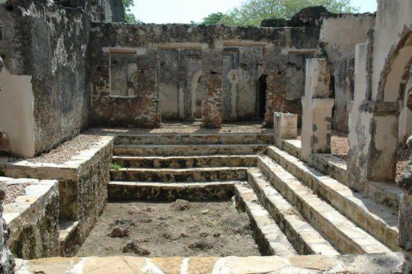 Kilwa Kisiwani World Heritage Sites Ruins Africa