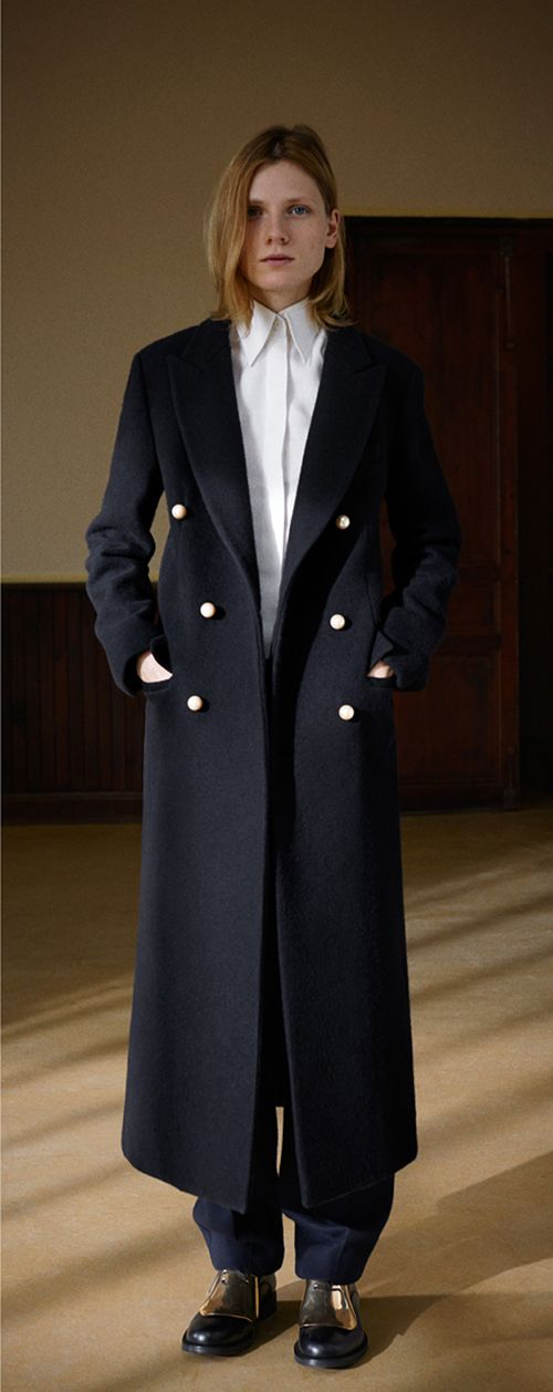 Collection Women Long Coats Pictures - Reikian