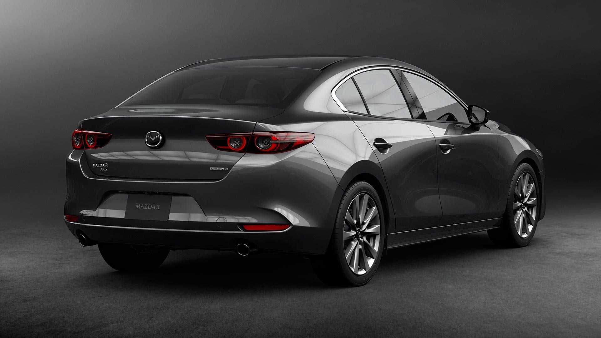 The New Mazda3 Has Been Redesigned From Ground Up With A Head Turning Design Available All Wheel Drive And First Lication Of Its Skyactiv X