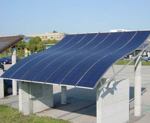Exclusivité Solar Kit - Panneau solaire totalement flexible et