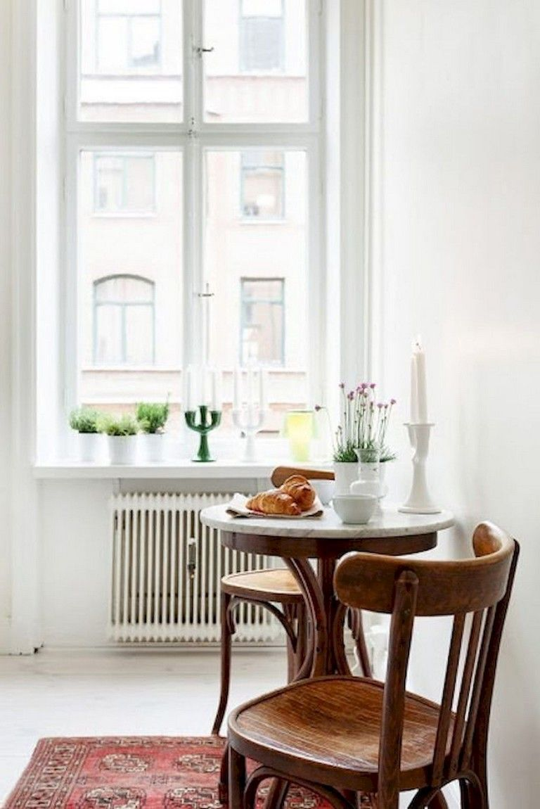 45 INEXPENSIVE BREAKFAST NOOK IDEAS FOR TINY APARTMENT ...