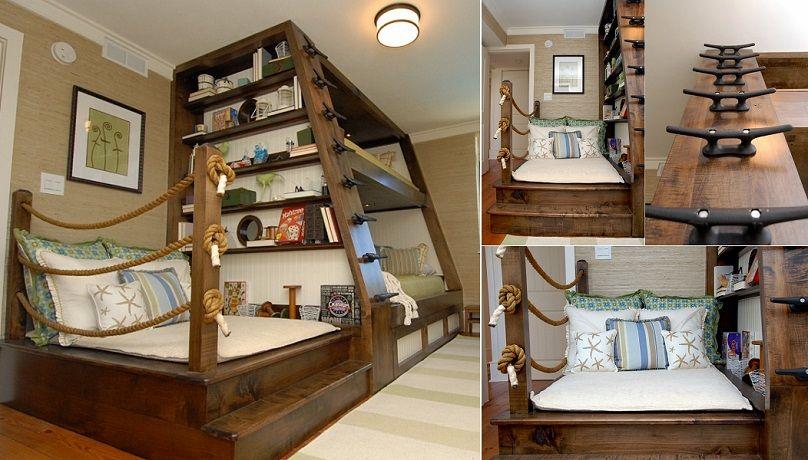 Etagenbett Wayfair : Tolles etagenbett design mobel bunk bed designs