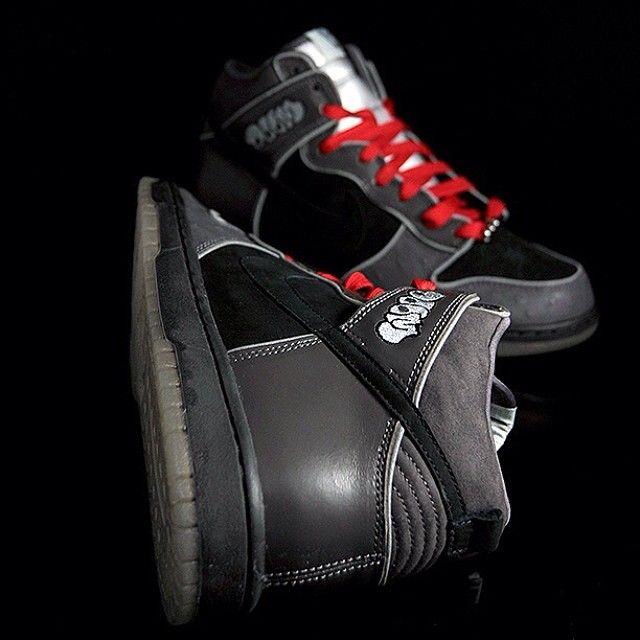 Nike SB Dunk High 'DOOM' - Order Online at Flight Club
