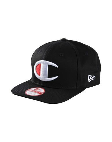 LOGO CHAMPION BASEBALL CAP - ACCESSORIES - Hats CHAMPION REVERSE WEAVE bhyVNZMc