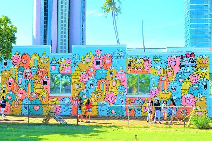 ハワイ「カカアコ」はワイキキからすぐ行ける超インスタ映えスポット! | ハワイ | LINEトラベルjp 旅行ガイド