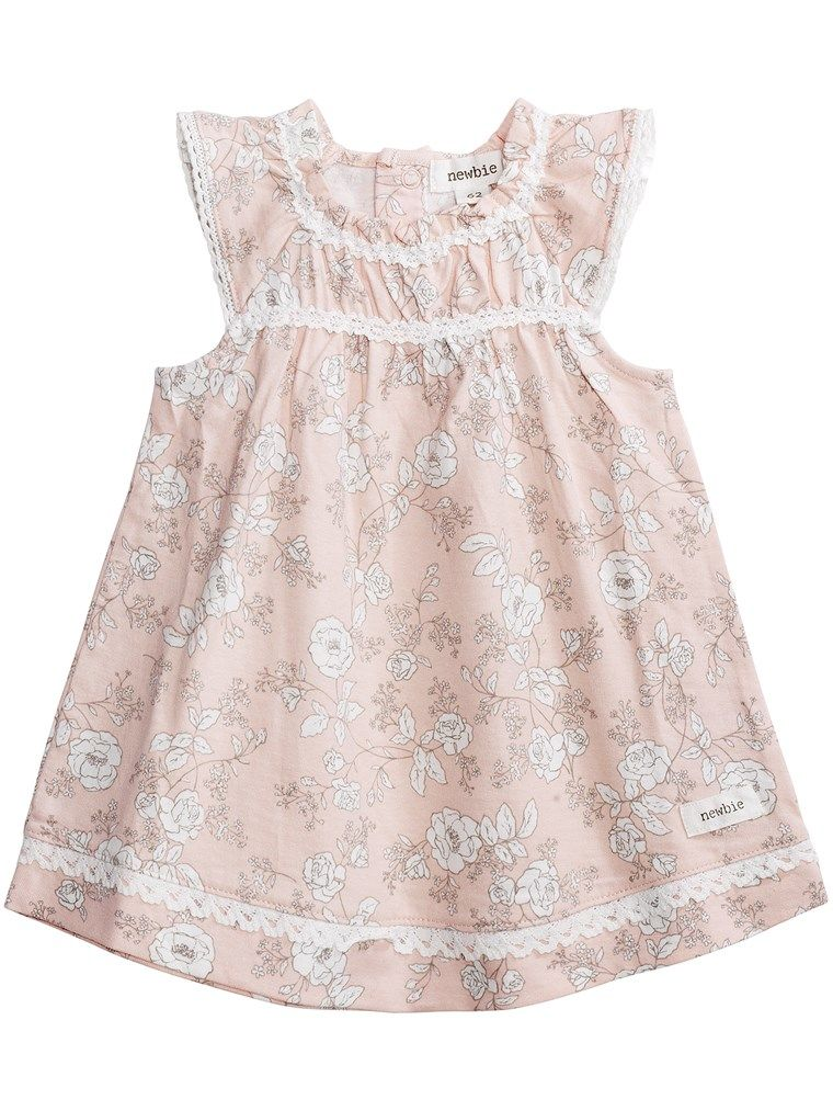 NEWBIE 19 | Flower girl dress, Fashion kids, Klänning kjol