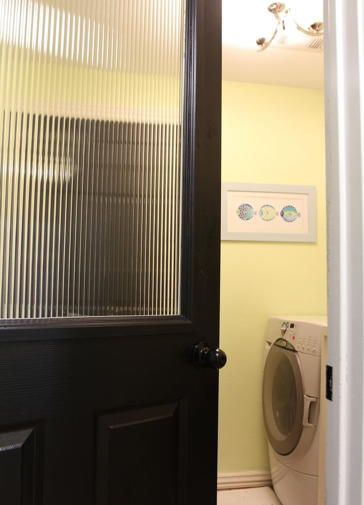 How To Install A Window In An Interior Door Hometalk Funky