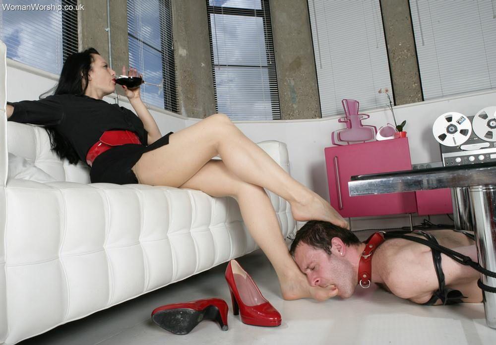 Aiden Starr Lesbian Slave
