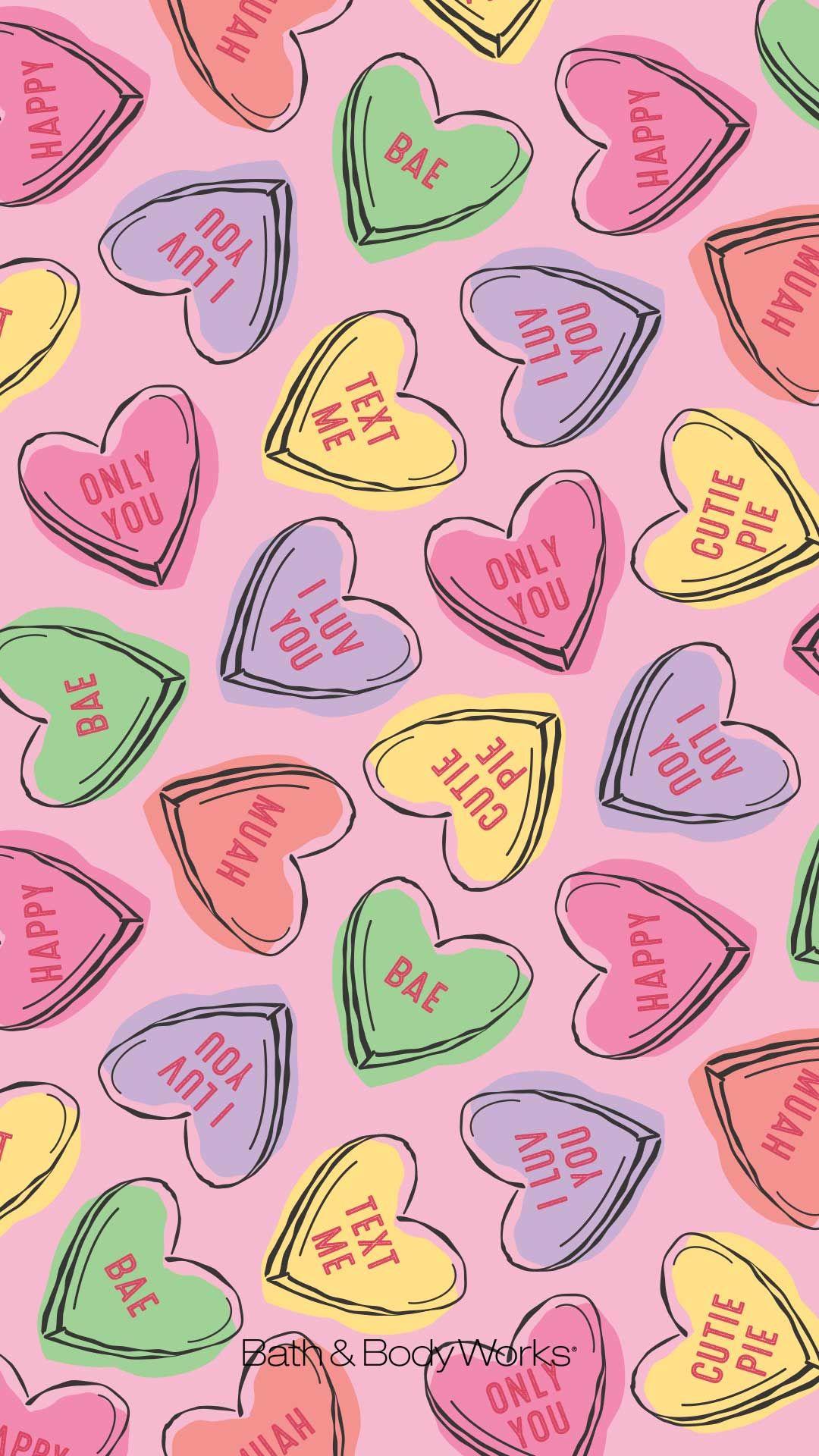 Heart Phone Wallpaper In 2021 Valentines Wallpaper Iphone Valentines Wallpaper Cute Patterns Wallpaper