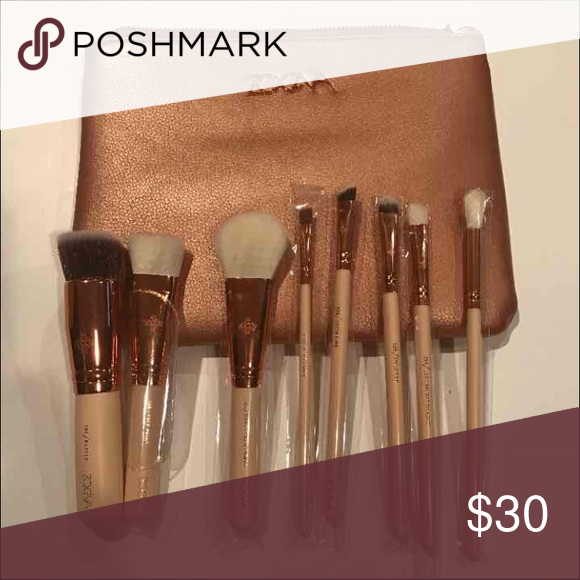 Zoeva brush set nwt Makeup tools brushes, Brush set, Brush