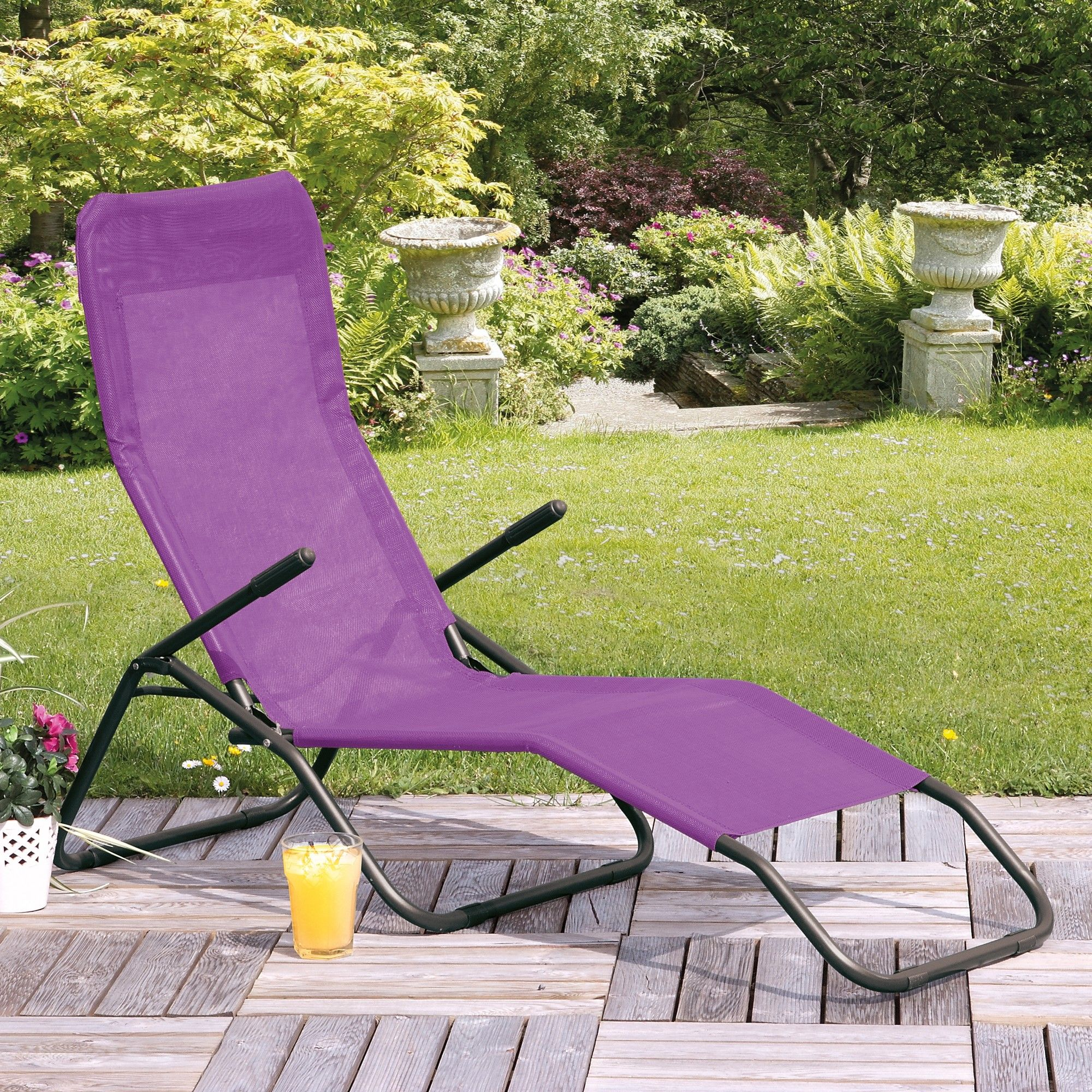 Pleasing Suntime Outdoor Living Siesta Chaise Lounge Reviews Cjindustries Chair Design For Home Cjindustriesco