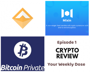 Easy overview of cryptocurrency