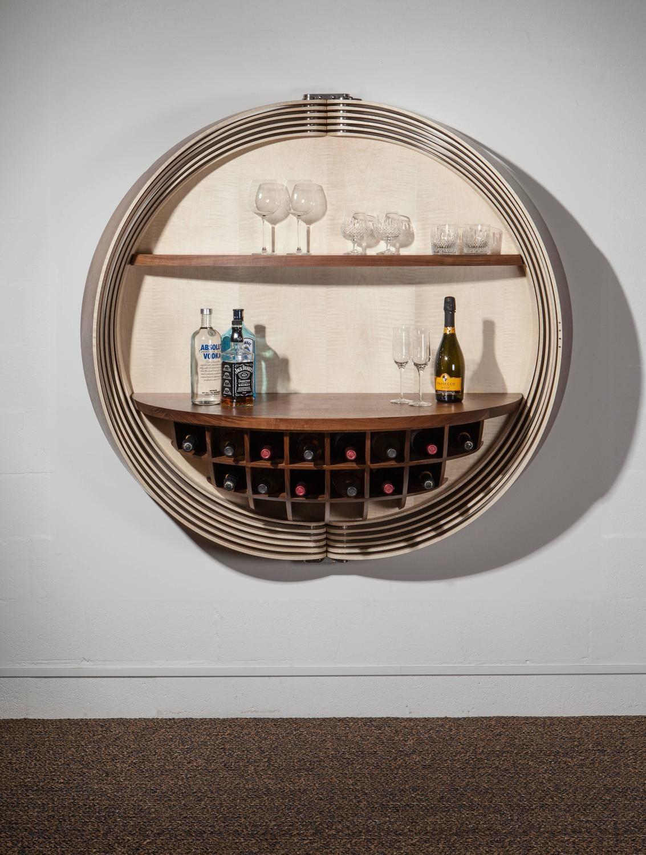 Tips To Build Modern Bar Cabinet Designs For Home Home Bars Wall Mounted Bar Mini Bar Bar Furniture