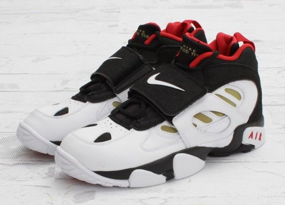 caaa6af635b4 Nike Air Diamond Turf II (2) Black White Metallic Gold (49ers ...
