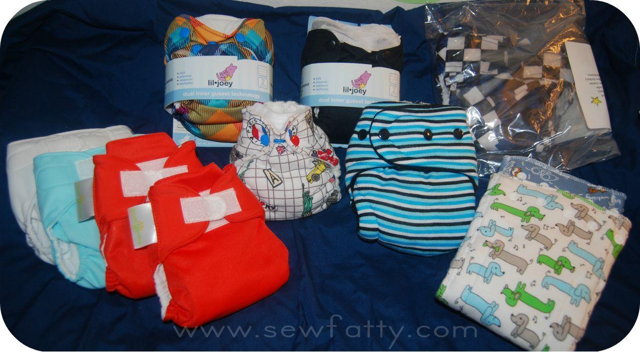 Newborn cloth diaper registry #blessingway @diapershops