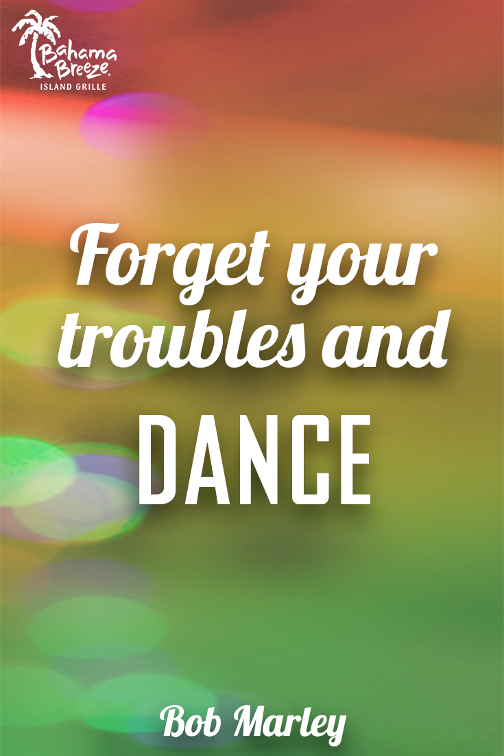 Forget Your Troubles And Dance Bob Marley Wallpaper Iphone