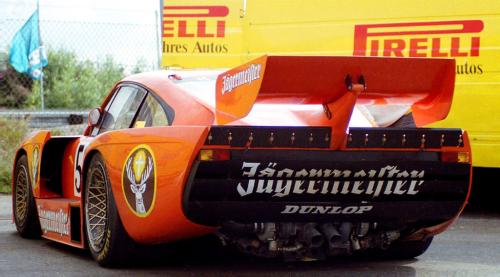 Jägermeister Porsche 935 K4.