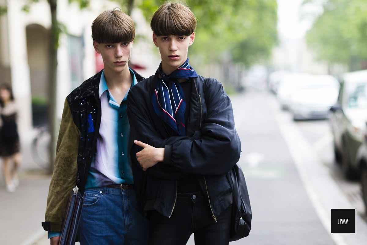 J'ai Perdu Ma Veste / Kacper Grzelak and Oskar Grzelak – Paris  // #Fashion, #FashionBlog, #FashionBlogger, #Ootd, #OutfitOfTheDay, #StreetStyle, #Style