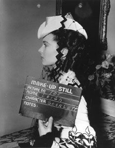 Vivien Leigh as Scarlett O'Hara  Gone with the Wind (1939)