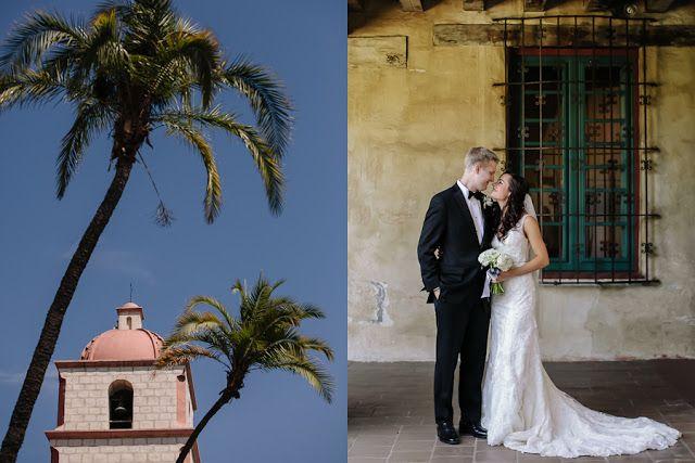 Shannon Leahy Events Santa Barbara Wedding Destination Planner Mission