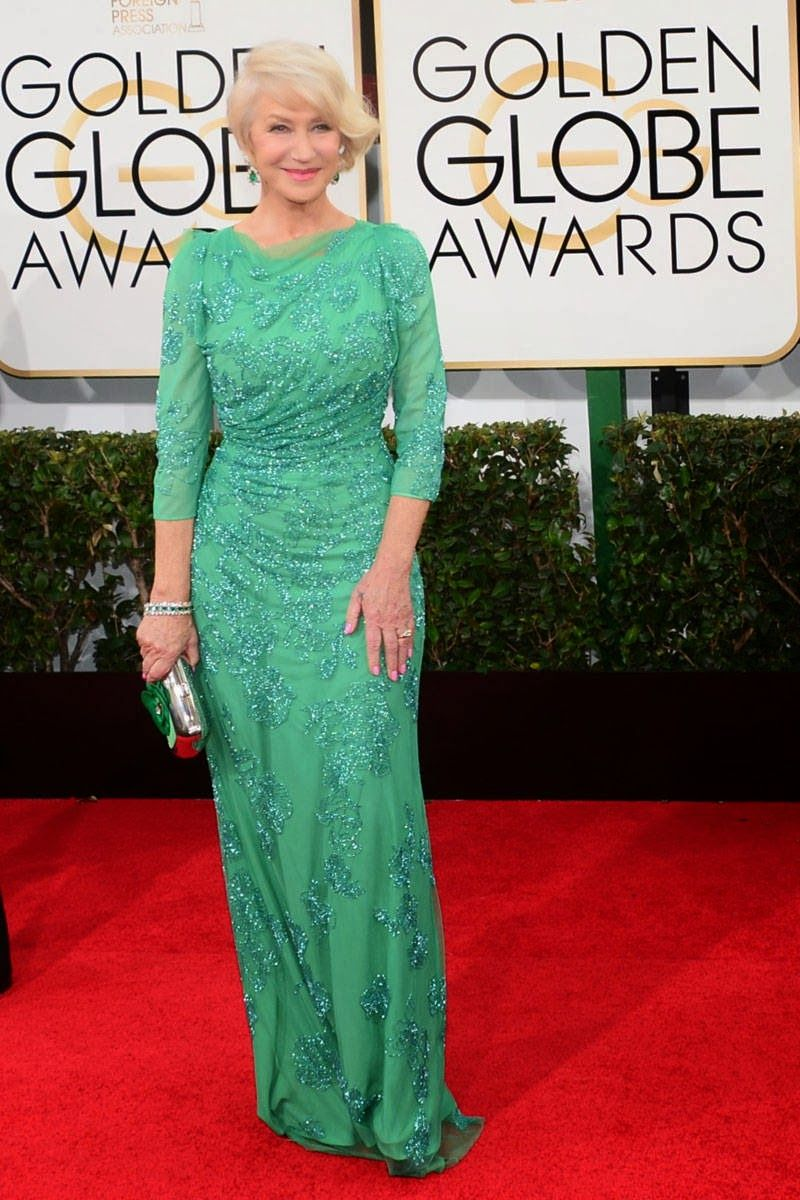Modest Dresses At The 2014 Golden Globes Jenny Packham Golden
