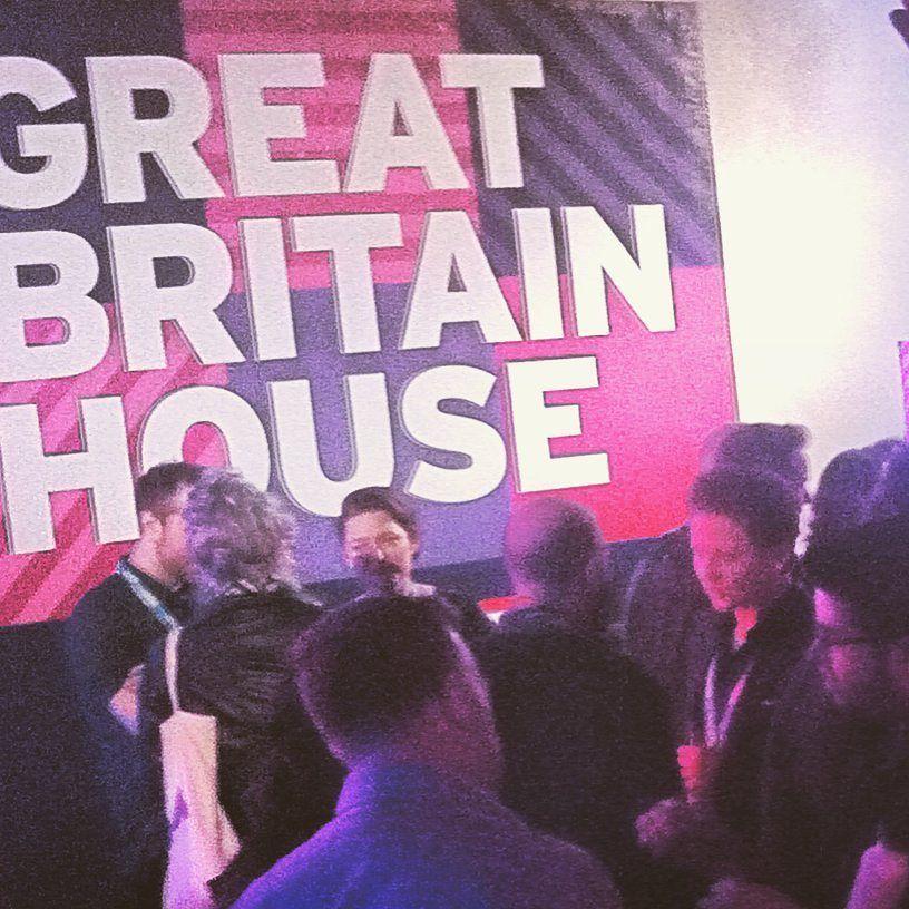 .rad { ! }  #UKatSXSW #SXSW #ATX #GreatBritainHouse