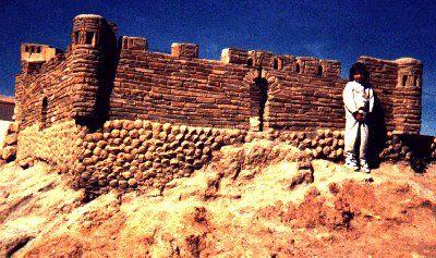 Algeriet stenslott