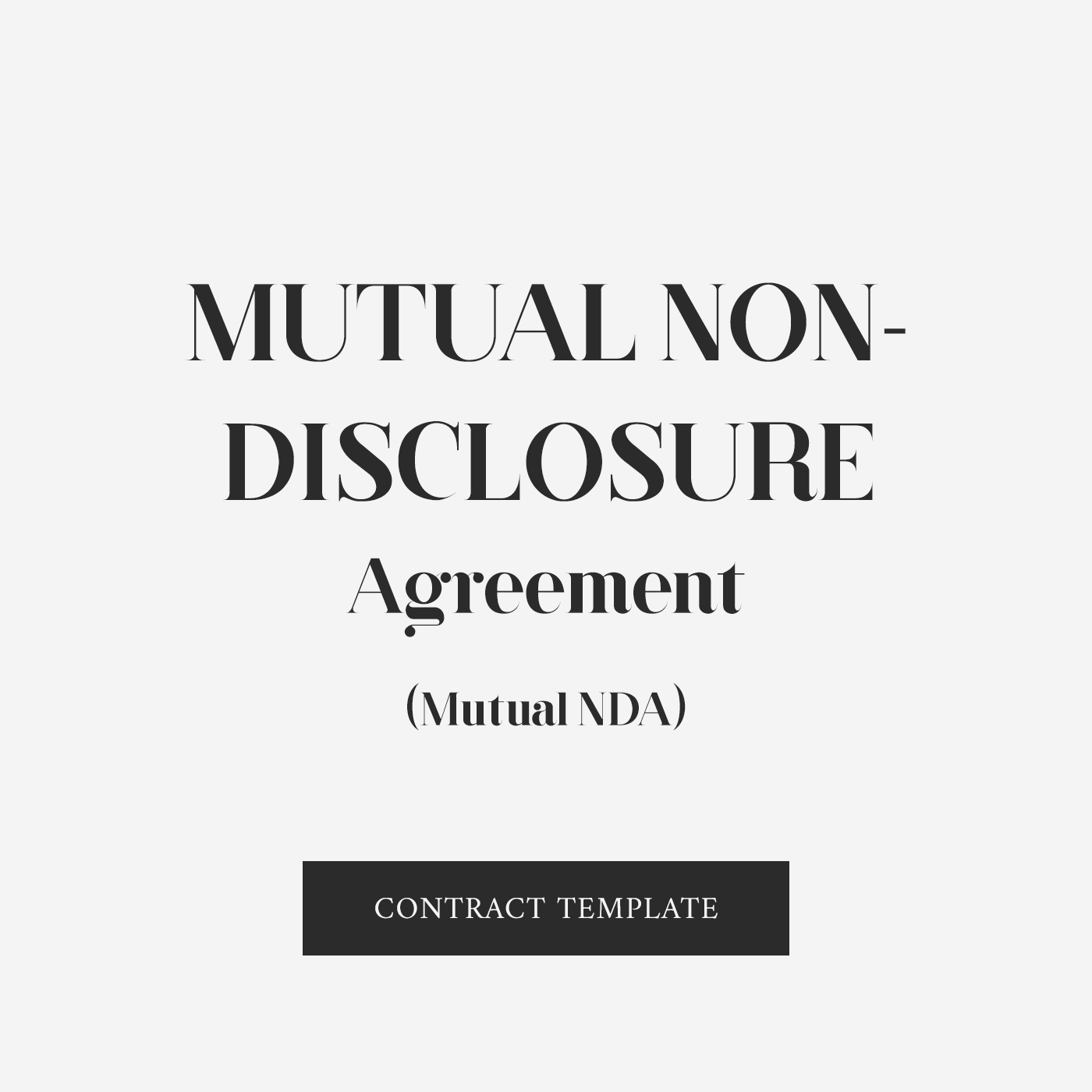 Pin on Contract Templates