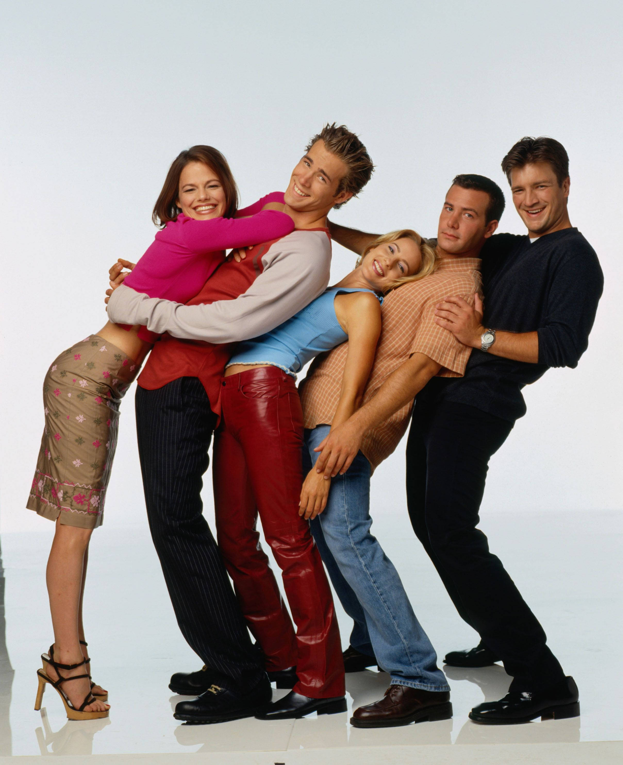 Nathan Fillion, Ryan Reynolds, Traylor Howard One Awesome