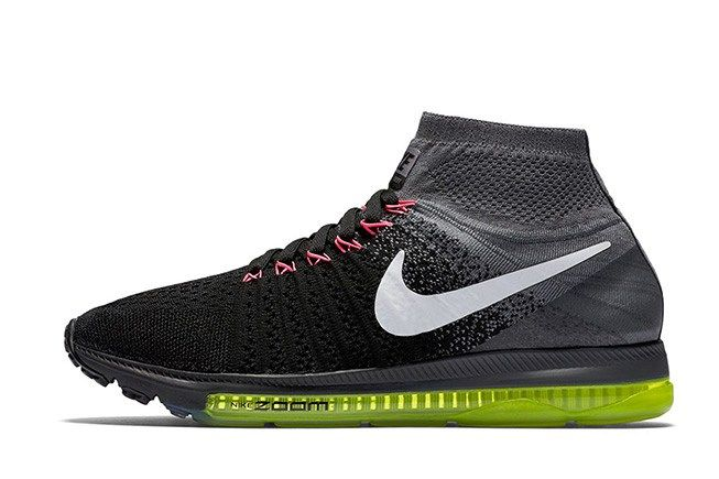 Nike's Zoom All Out Flyknit Blurs the Line Between