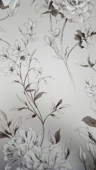 Black White And Grey Floral Iphone Background Pretty Vintage Flower Artwork Sma Floral Iphone Background Phone Lock Screen Wallpaper Iphone Wallpaper Vintage