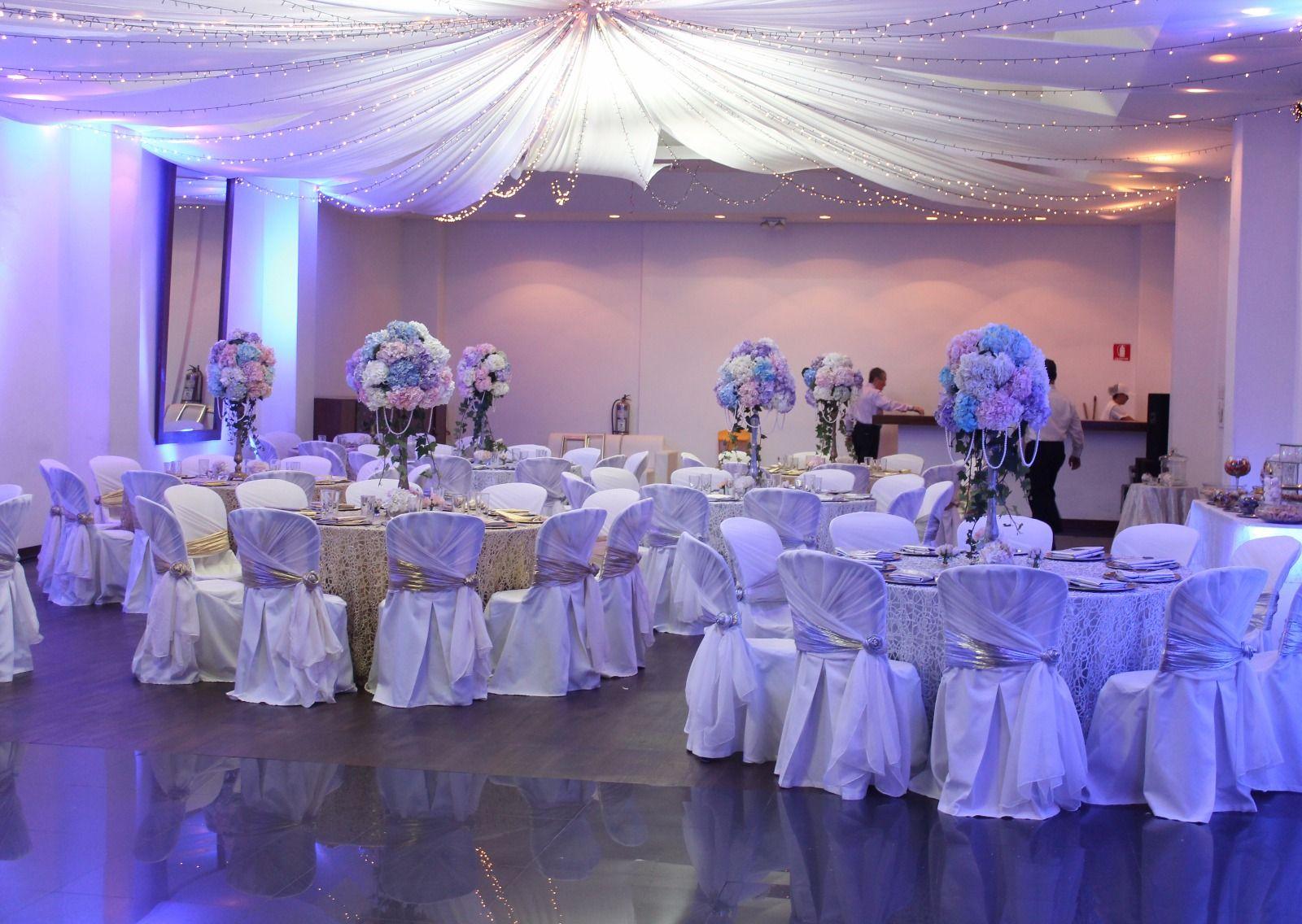 M s informaci n sobre eventos matrimonios bodas 15 a os - Decoracion de salones de casa ...