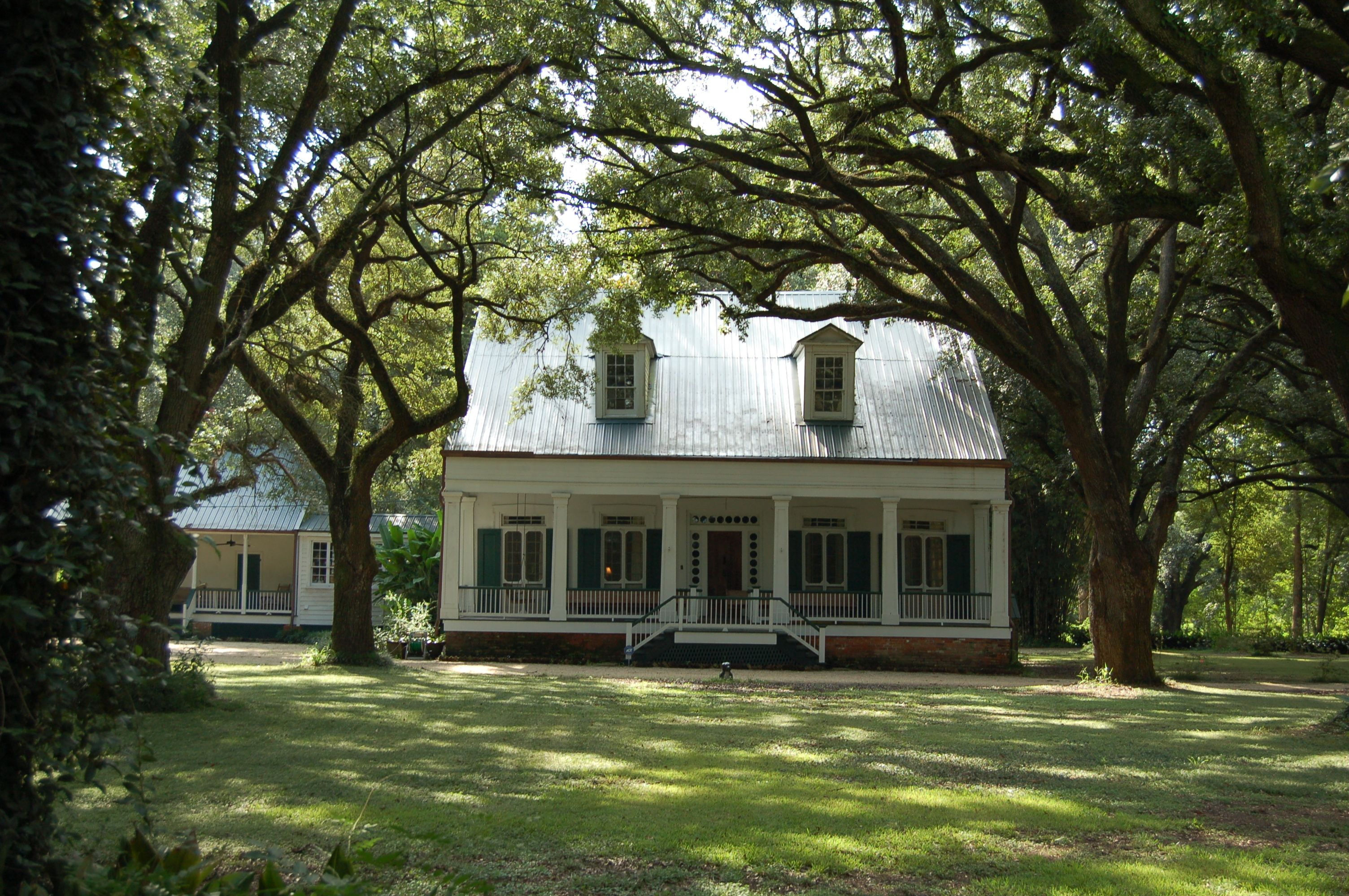 Plantation Style House Plans With Porches Plantation