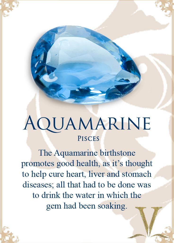 horoscope stones pisces