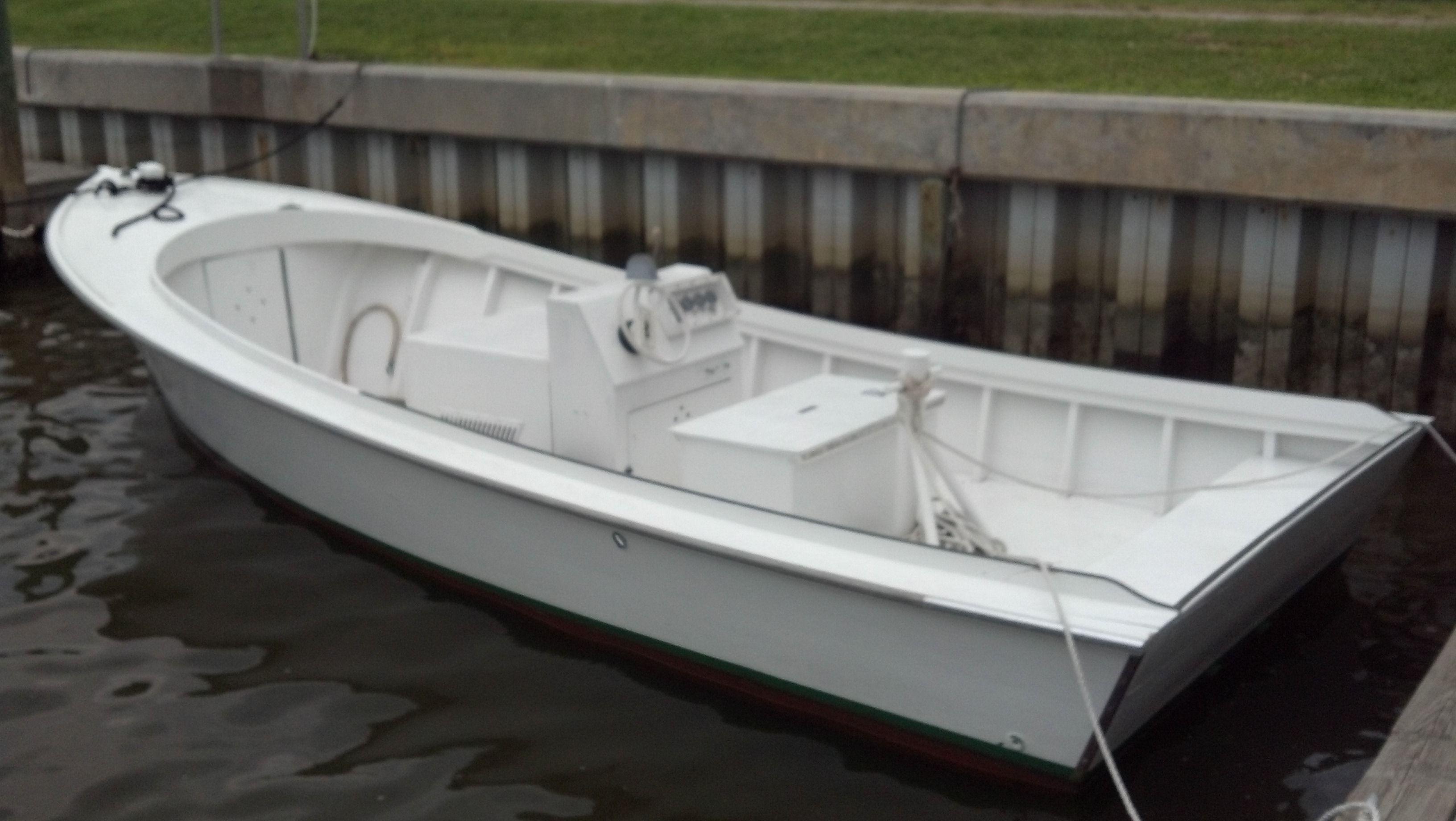 Harkers Island / Carolina Juniper Planked Skiff - The Hull Truth - Boating and Fishing Forum ...