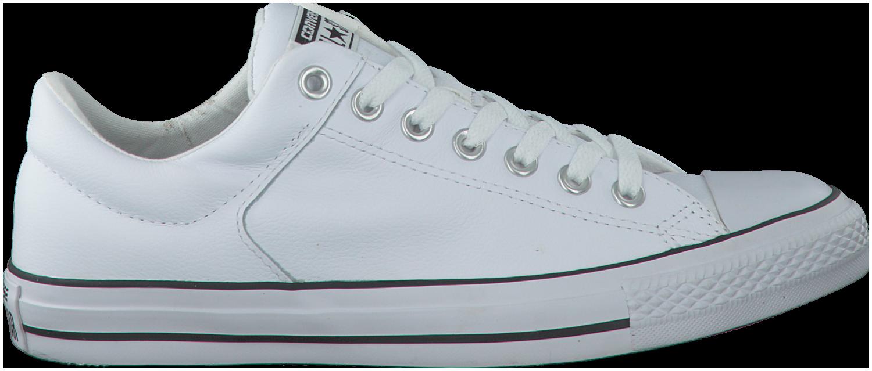 Witte CONVERSE Sneakers AS OX HEREN   Converse sneakers ...