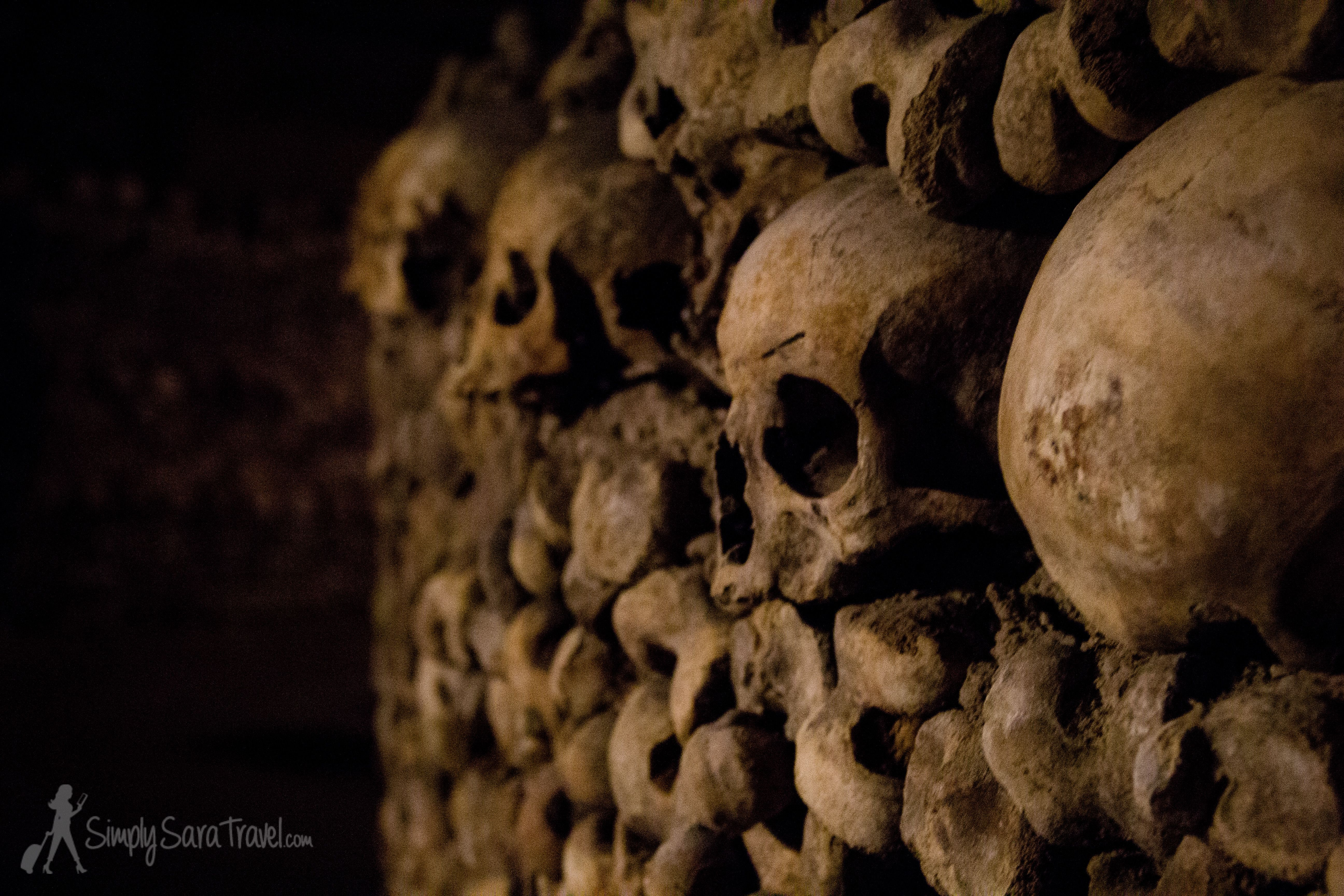 What lies deep underground Paris, even below the Metro tunnels...