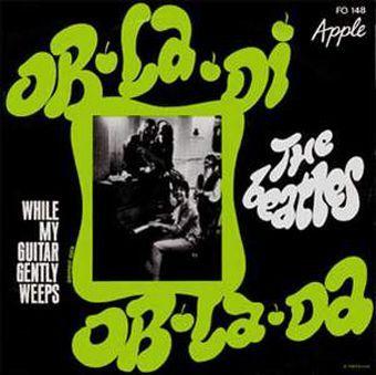 Ob-La-Di, Ob-La-Da - The Beatles free piano sheet music and downloadable PDF.