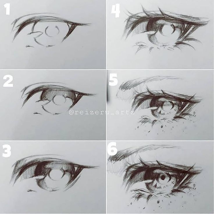 "Art #Tutorials #on #Instagram: #""Follow #@howto_manga #Credits #to:@reizeru_ar... -  # #pencildrawingtutorials"