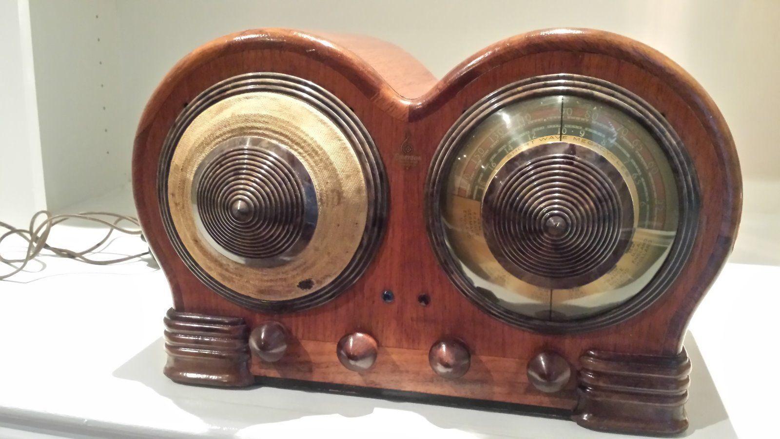 Vintage radio manual