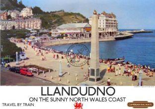 Llandudno Pier North Wales #northwales