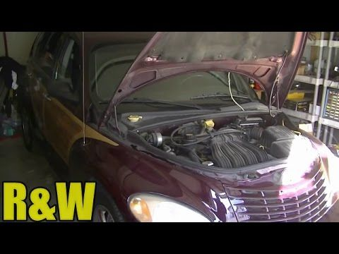 In This Video I Show You How To Remove And Replace Your Battery Temperature Sensor On A 2003 Chrysler Pt Cruiser Fixed The Check Engine Light Due