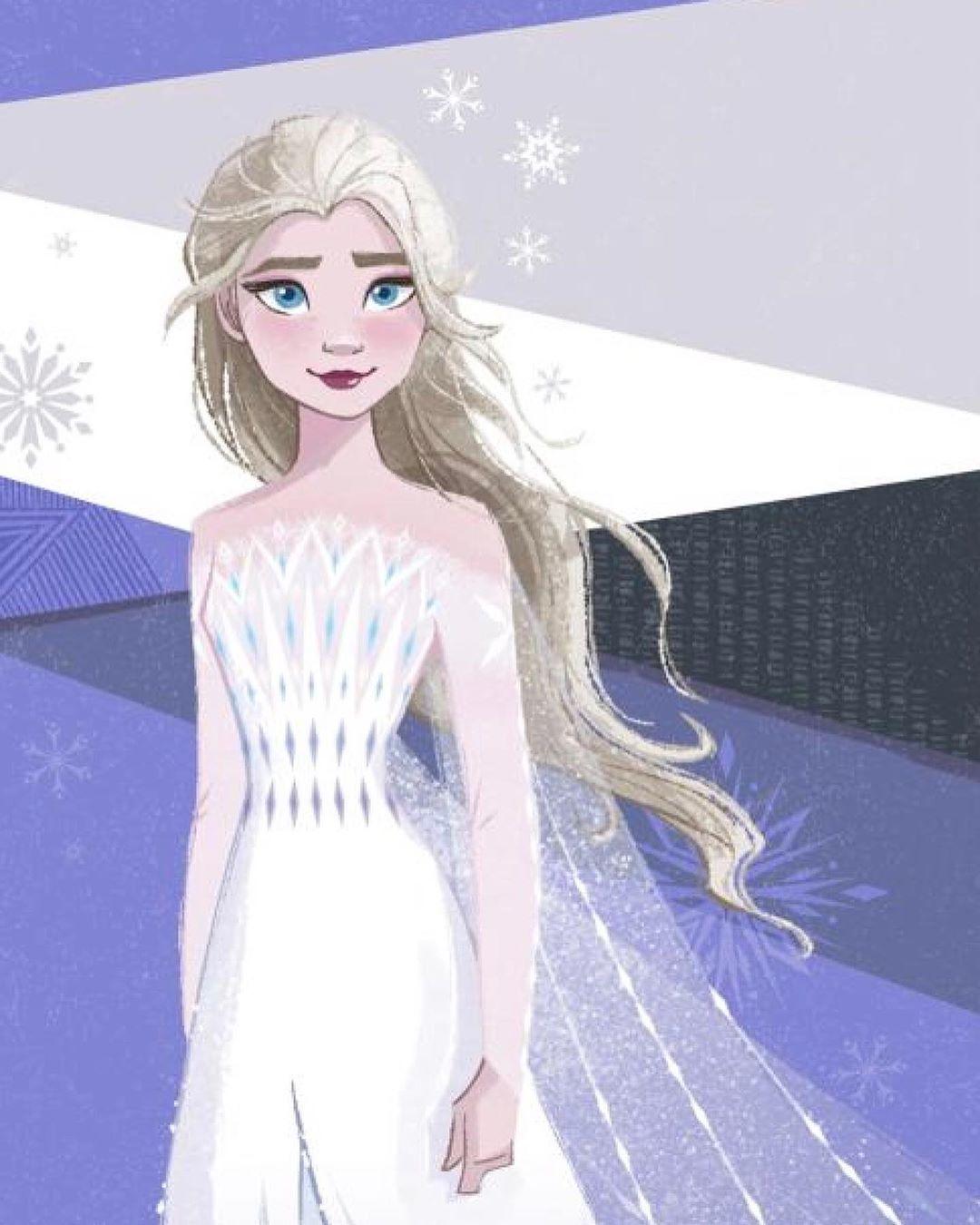 1080x1920 Snow Queen Elsa Frozen 2 Beautiful Queen Wallpaper Disney Princess Wallpaper Frozen Wallpaper Disney Princess Elsa