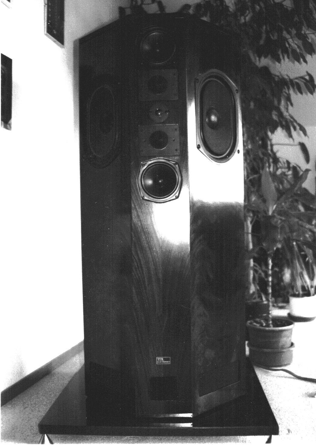 TDL Reference Standard / RSTL | Best Speakers | Best