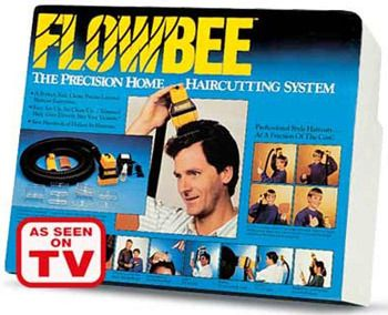 Uh Yes I Want One Lol Amazon Com Flowbee Hair Cutter Health Personal Care Infomercial Products See On Tv Flowbee Haircuts